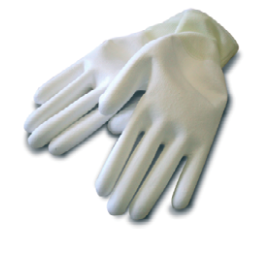 Cotton assembly gloves