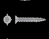Mill – headed screw, Torx drive 4 x 40 ( 500pc. )