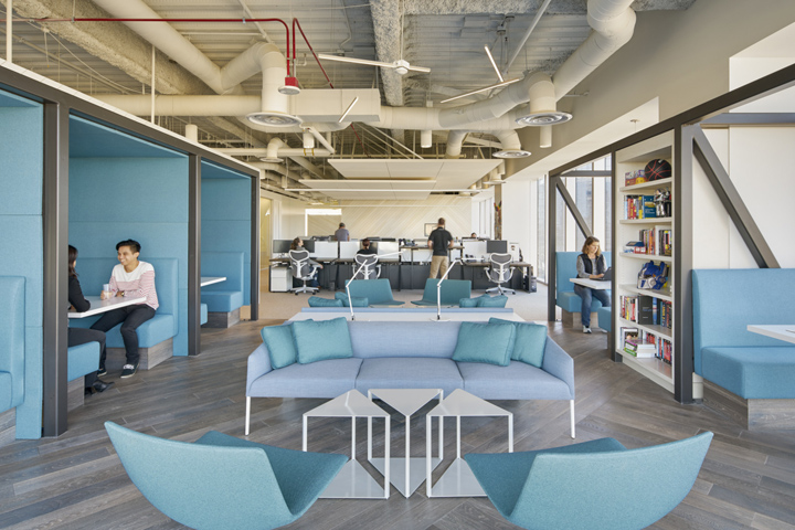 Open office acoustic solution